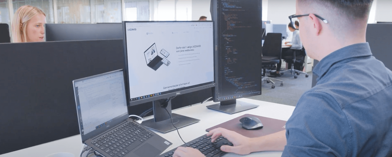 Mathias Schjøtt medarbejder webudvikler