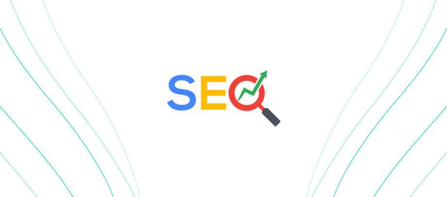 SEO logo grafisk ikon